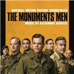Cover CD Colonna sonora Monuments Men