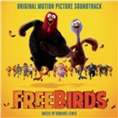 CD Free Birds (Colonna Sonora) Dominic Lewis