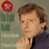 CD Le quattro stagioni Antonio Vivaldi Uto Ughi Virtuosi di Santa Cecilia