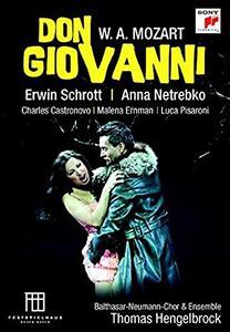 Wolfgang Amadeus Mozart. Don Giovanni - DVD