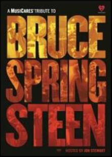 Bruce Springsteen. A MusiCares Tribute To Bruce Springsteen di Leon Knoles - Blu-ray