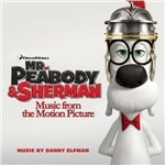 Cover CD Colonna sonora Mr. Peabody e Sherman