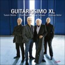Guitarissimo xl - Vinile LP di Peter Horton