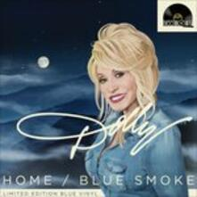 Blue Smoke-Home (Limited Edition) - Vinile 7'' di Dolly Parton