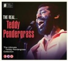 The Real... Teddy Pendergrass - CD Audio di Teddy Pendergrass