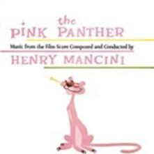 La Pantera Rosa (The Pink Panther) (Colonna Sonora) - Vinile LP di Henry Mancini