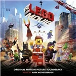 Cover CD The Lego Movie