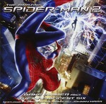Cover CD Colonna sonora The Amazing Spider-Man 2 - Il potere di Electro