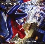 Cover della colonna sonora del film The Amazing Spider-Man 2 - Il potere di Electro