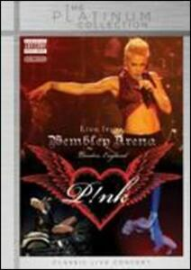 Pink. Live At Wembley - DVD