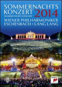 Sommernachtskonzert 2014. Concerto classico di una notte d'estate - DVD