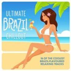 CD Ultimate Brazil Chillout Album