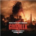 Cover CD Colonna sonora Godzilla