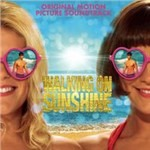Cover CD Colonna sonora Walking on Sunshine