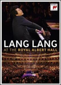 Lang Lang. At the Royal Albert Hall - Blu-ray