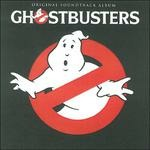 Cover CD Colonna sonora Ghostbusters