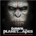 Cover CD L'alba del pianeta delle scimmie