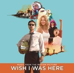 Cover CD Colonna sonora Wish I Was Here