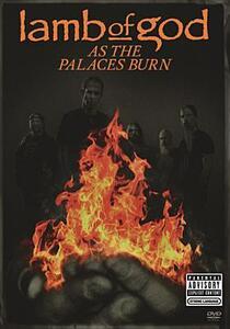 Lamb Of God. As The Palaces Burn (2 DVD) - DVD