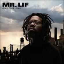 Don't Look Down - Vinile LP di Mr. Lif