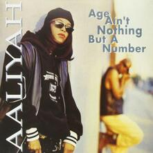 Age Ain't Nothing But a Number - Vinile LP di Aaliyah