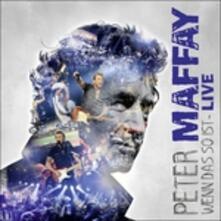 Wenn das so Ist - Live - Vinile LP di Peter Maffay