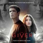 Cover CD Colonna sonora The Giver - Il mondo di Jonas