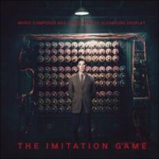 CD The Imitation Game (Colonna Sonora) Alexandre Desplat