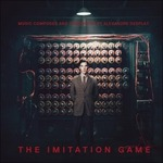Cover CD Colonna sonora The Imitation Game