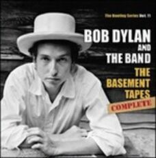 CD The Bootleg Series vol.11. The Basement Tapes Raw Band Bob Dylan