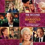 Cover CD Colonna sonora Ritorno al Marigold Hotel