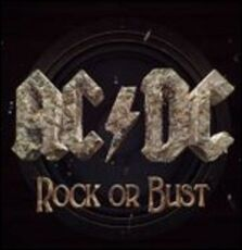 CD Rock or Bust AC/DC