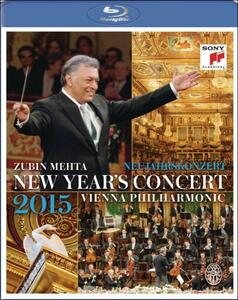 New Year's Concert 2015 - Blu-ray