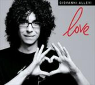 Love - CD Audio di Giovanni Allevi