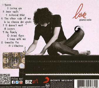 Love - CD Audio di Giovanni Allevi - 2