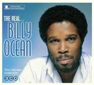 CD The Real... Billy Ocean
