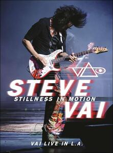 Steve Vai. Stillness In Motion (2 DVD) - DVD