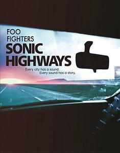 Foo Fighters. Sonic Highways - Blu-ray