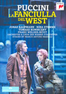 Giacomo Puccini. La fanciulla del West - DVD