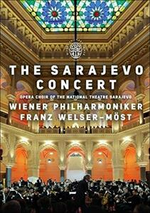 The Sarajevo Concert - DVD