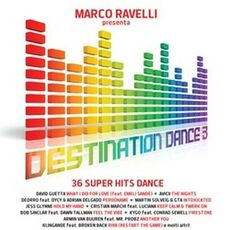 CD Destination Dance 3 Marco Ravelli