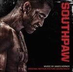 Cover CD Colonna sonora Southpaw - L'ultima sfida