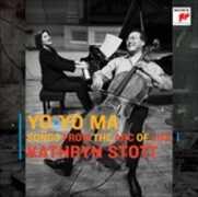 CD Songs from the Arc of Life Yo-Yo Ma Kathryn Stott