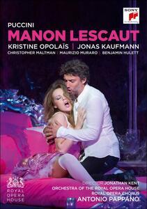 Giacomo Puccini. Manon Lescaut - Blu-ray