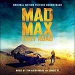 Cover della colonna sonora del film Mad Max: Fury Roadv