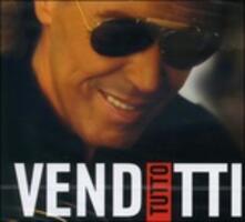 Tutto Venditti - CD Audio di Antonello Venditti