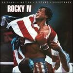 Cover CD Colonna sonora Rocky IV