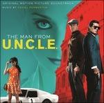 Cover CD Operazione U.N.C.L.E.