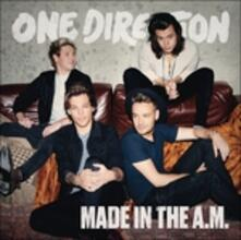 Made in the A.M. - CD Audio di One Direction