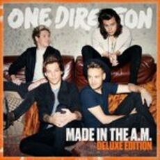 CD Made in the A.M. One Direction